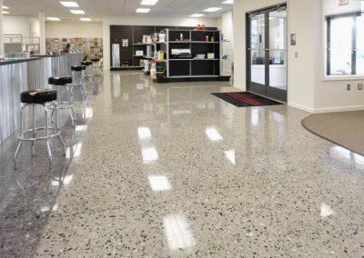 Interior Floor Project